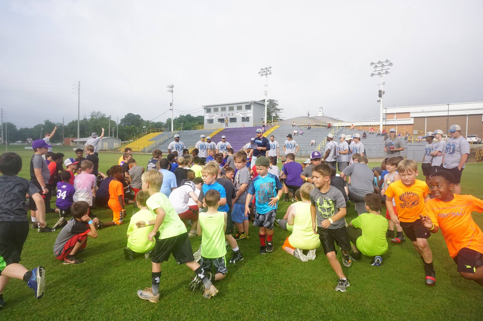 Jones Mission 2018 Youth Camp